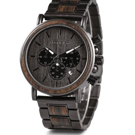 Мужские деревянные часы BOBO BIRD модель Q13